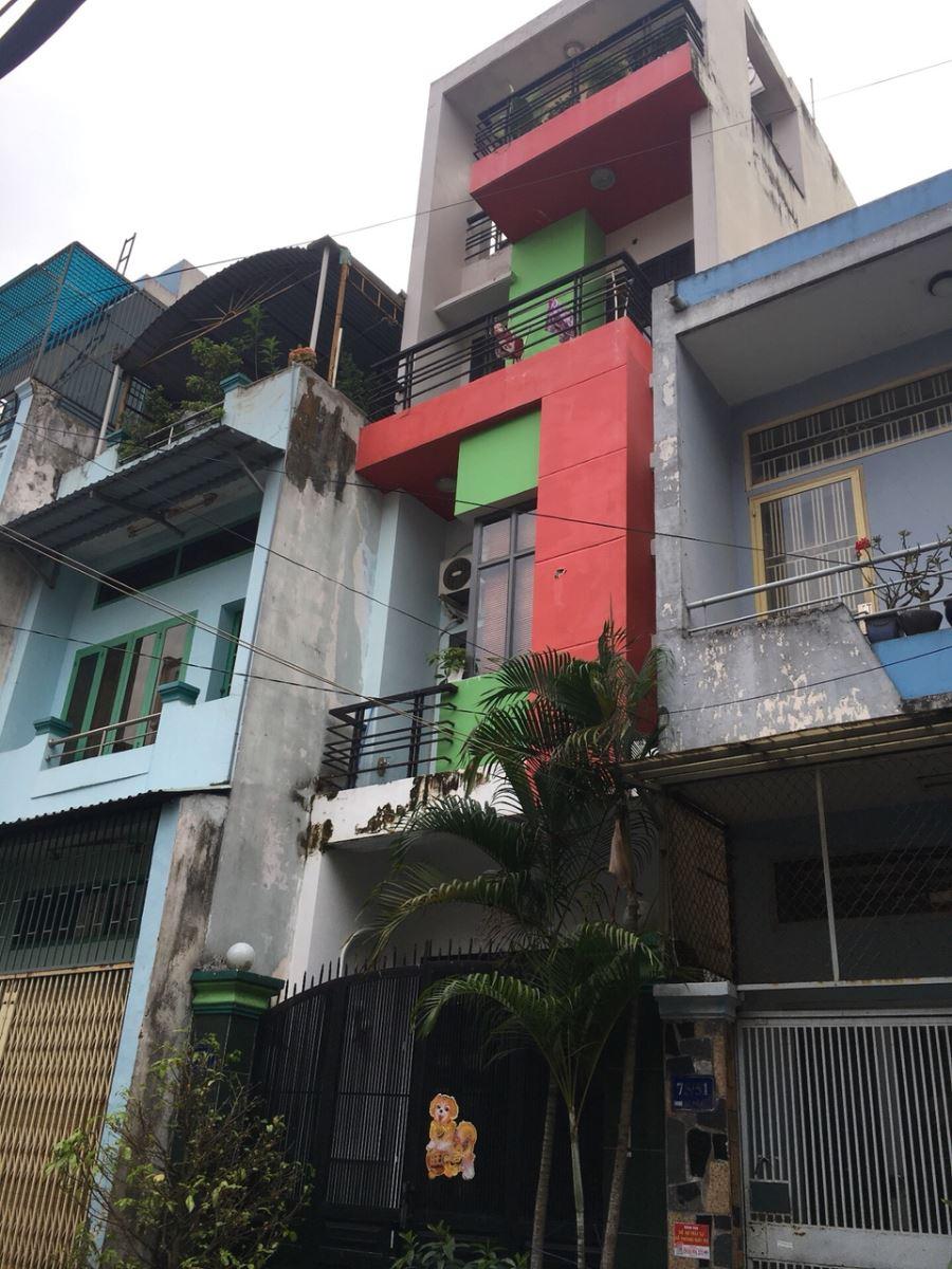 Nhà đường Gò Dầu, quận Tân Phú, 7.2 tỷ (đã giao dịch thành công)