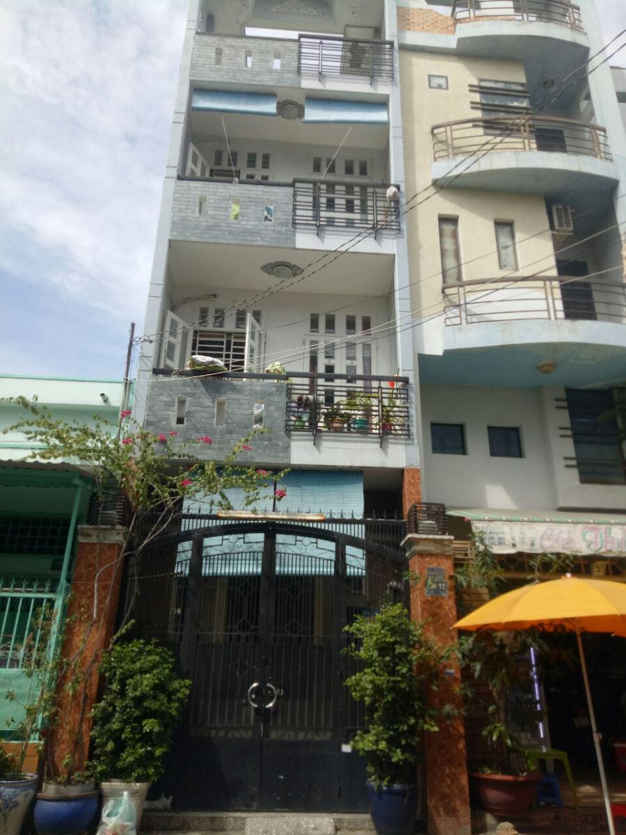 Bán nhà Mặt Tiền đường Đồng Nai quẹo ...khu Bắc Hải  6.5 x 13 có 4 Lầu cực đẹp giá 19.5 tỷ