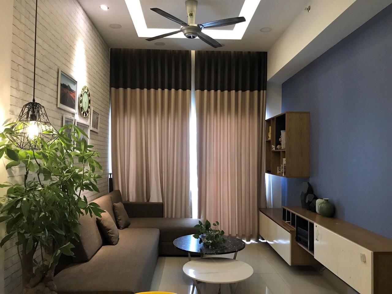 Căn hộ Carilon 2, thiết kế tinh tế, nội thất sang trọng