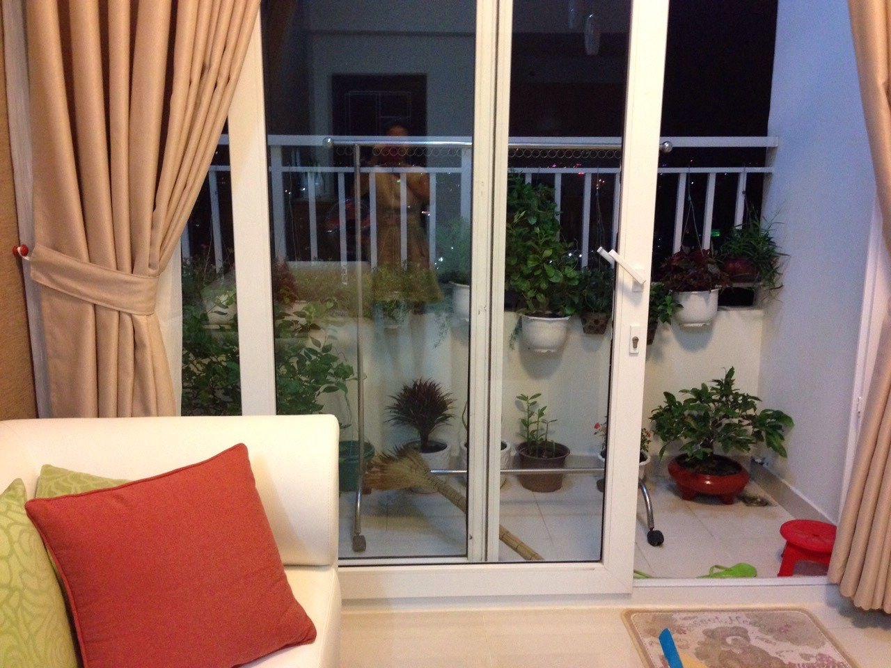Căn hộ Melody Âu Cơ, mới nhận nhà, 70m2, 2PN đầy đủ nội thất, giá cho thuê 13 triệu