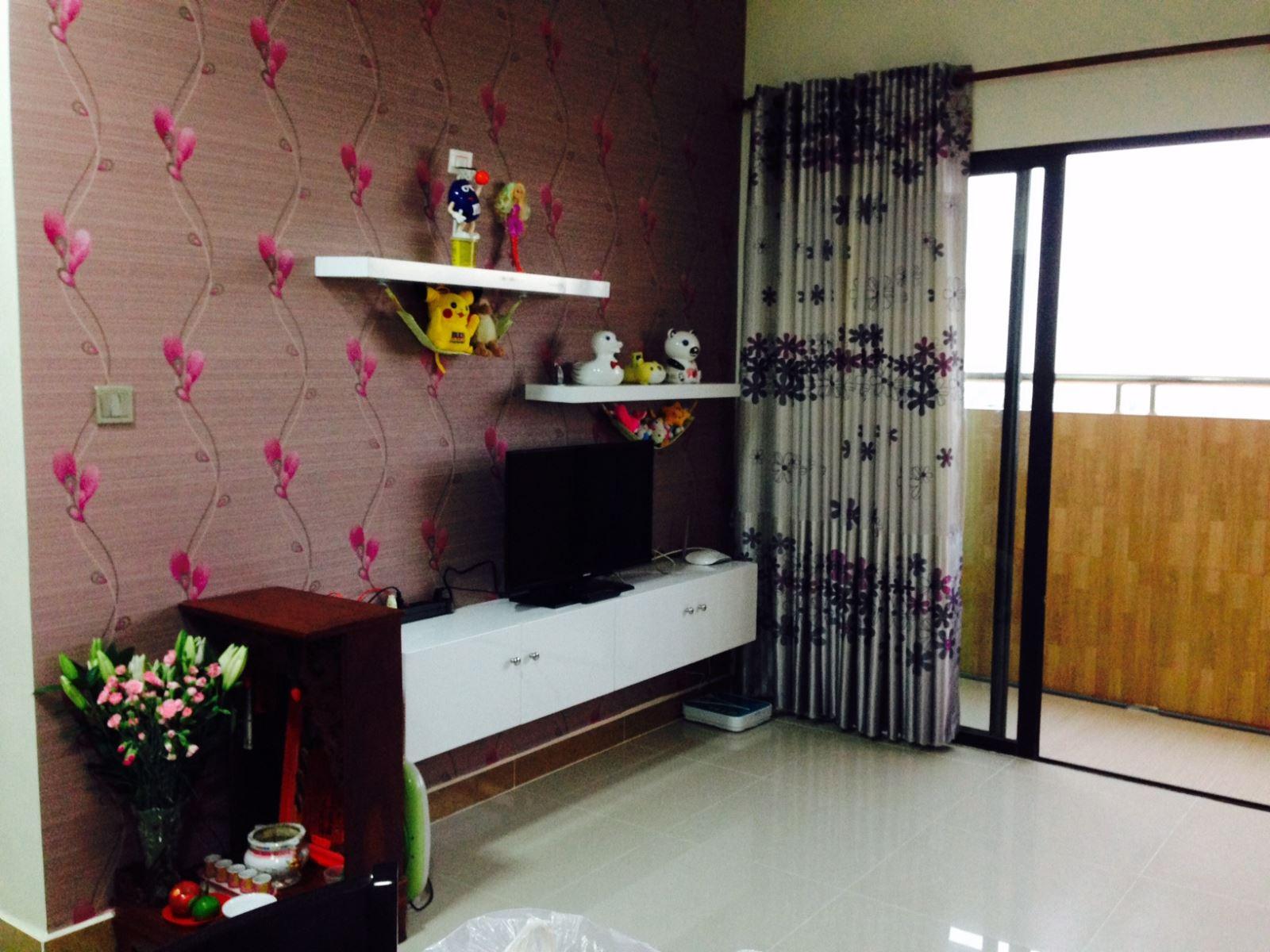Cho thuê căn hộ 2PN Full nội thất 10.5 triệu/tháng ở liền