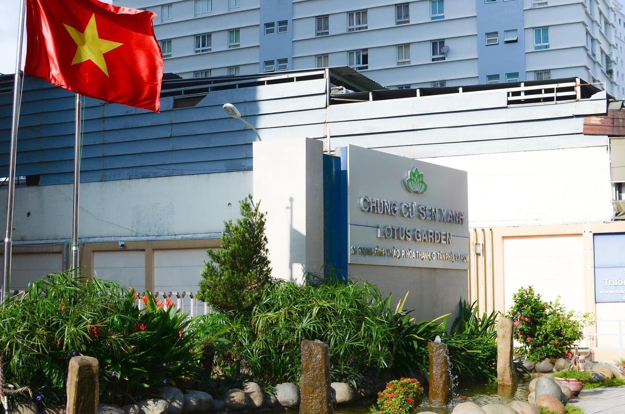 Bán gấp căn hộ Lotus Tân Phú, đã có sổ 2PN/75m2 Full Nội Thất cao cấp , 2.45 tỷ T/L