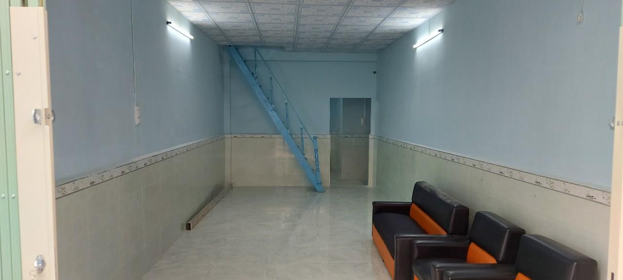 Cho thuê nhà  4x14, nở hậu, hẻm số 2 -Thiên Phước Quận 11, gần chợ Tân Bình 8 triệu