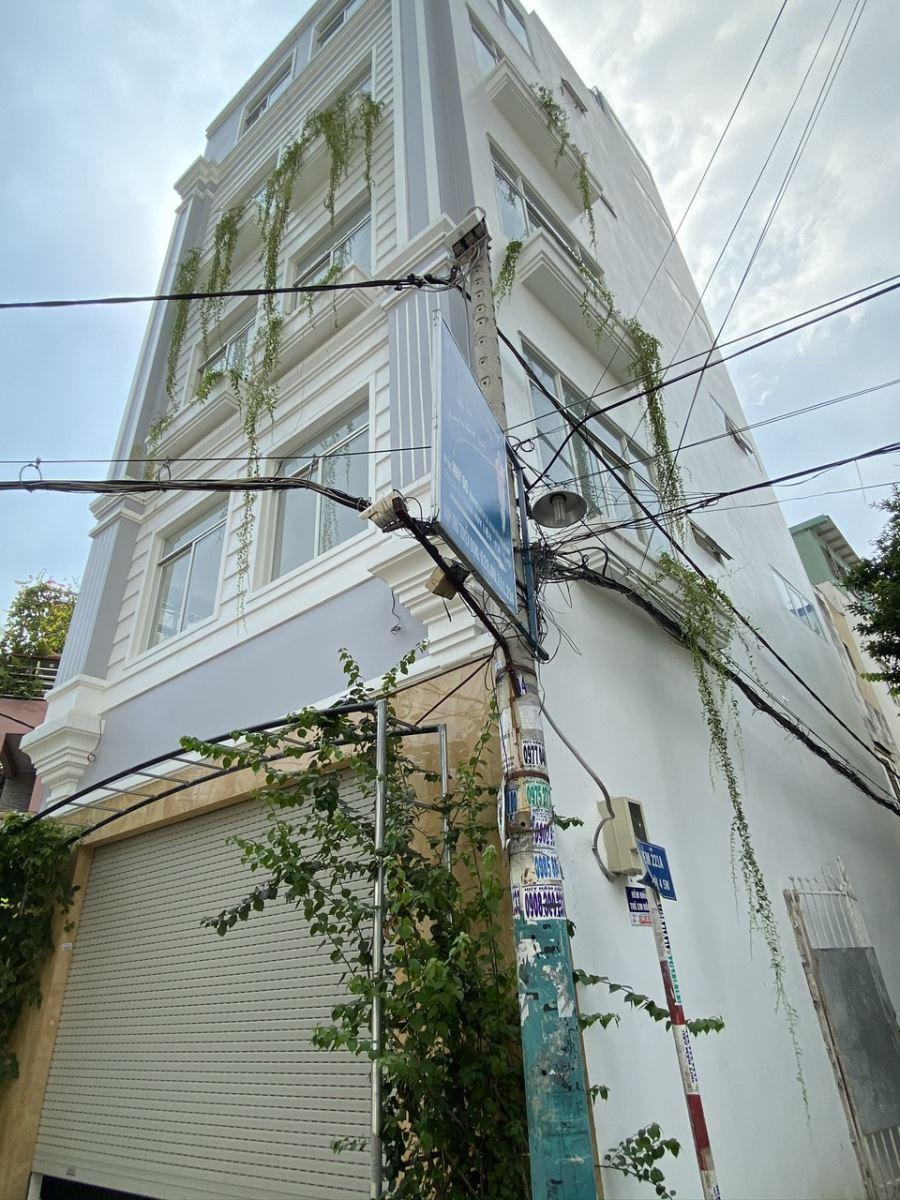 Bán nhà Mặt tiền Trần Huy Liệu Phú Nhuận,  7 x 14 căn góc 4 Lầu 1 sân thượng phù hợp mọi hình thức kinh doanh 26 tỷ