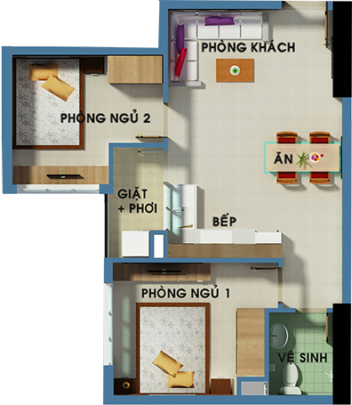 THE USEFUL APARTMENT