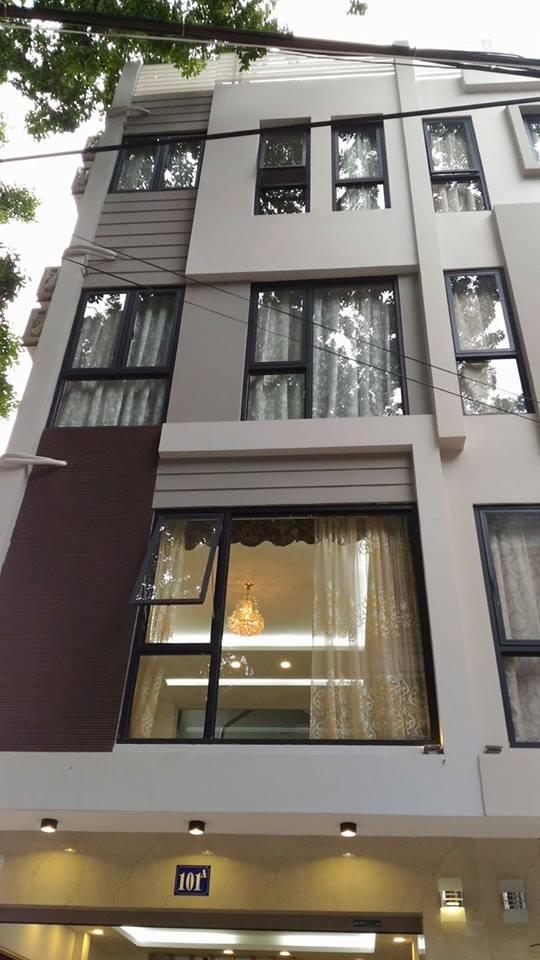 Bán khách sạn mini MT Bàu Cát 6 x 18, 1T 5L có thang máy, thu nhập 150tr/th, giá 19 tỷ gặp chính chủ thương lượng