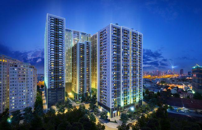 Mở bán, nhận đặt chỗ dự án căn hộ THE GOLD VIEW Quận 4